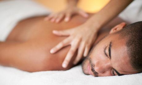 masseuse man