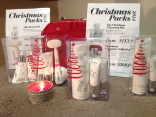Limited stock Ultraderm Christmas packs